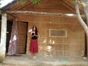 Priya Ravinder Laughing buddha cottage - hampi island