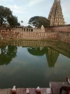 Viupaksheshwara temple- hampi