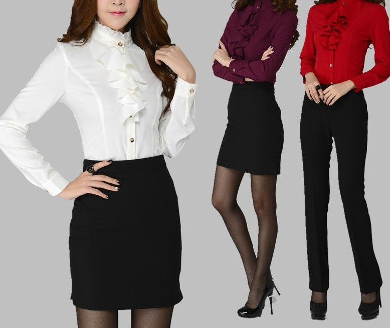 What To Wear To Work- Women's Formal Wear Ideas
