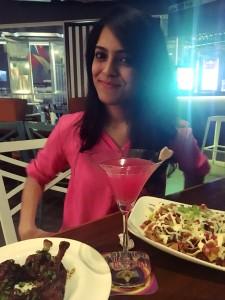 Priya Ravinder writer and food critic