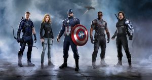 team captain-america