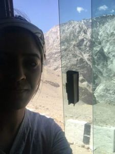 traveling solo in spiti valley rampur reckong peo way