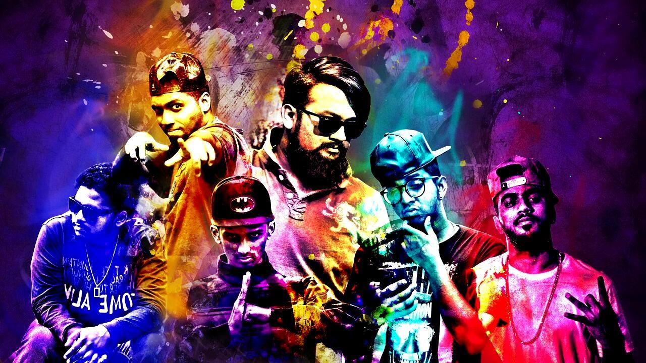 KA-01, kannada rappers, indias best rappers,
