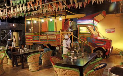 villagesoulofindia themed restaurants in bangalore