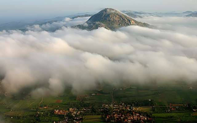 beautiful hills places in bangalore romantic places