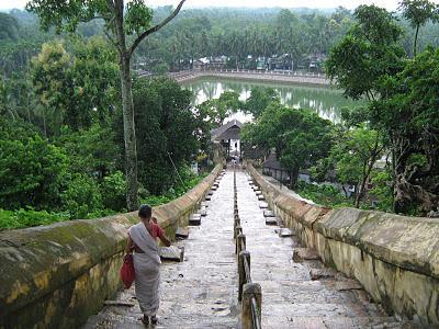 Hajo, Assam- Hayagriva-Madhava-Temple entrance Madhava Pukhuri