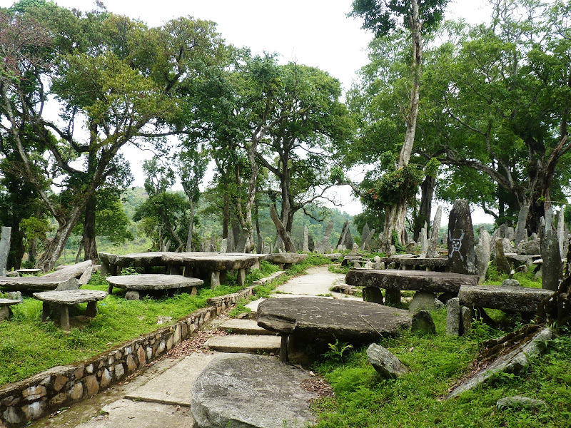 meghalaya tourist places Nartiang Monoliths- Must visit places in Meghalaya
