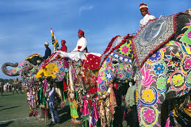best holi celebrations in india jaipur rajasthan