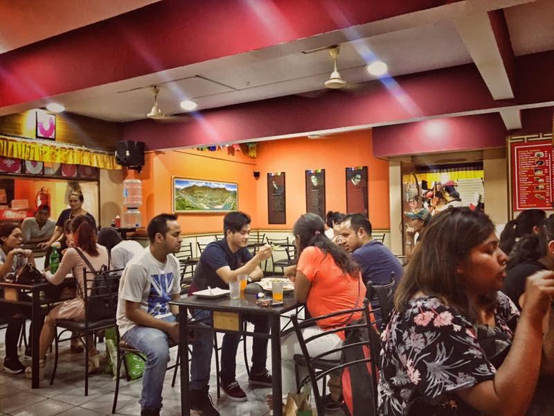 Taste of tibet bangalore near brigade road tibetian plaza best tibet food