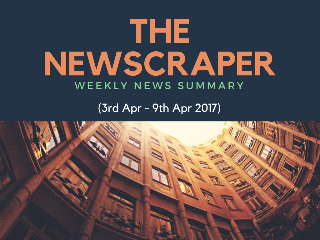 Weekly news summary news in April 3rd- 9th 20117