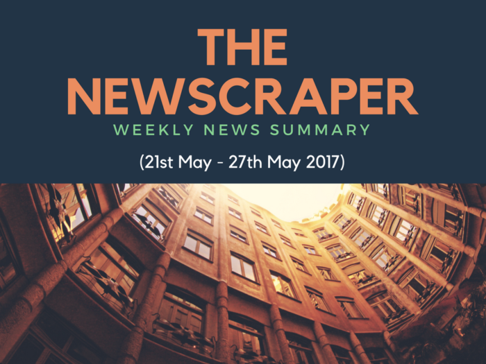THE NEWSCRAPER ( 21st may to 27th May