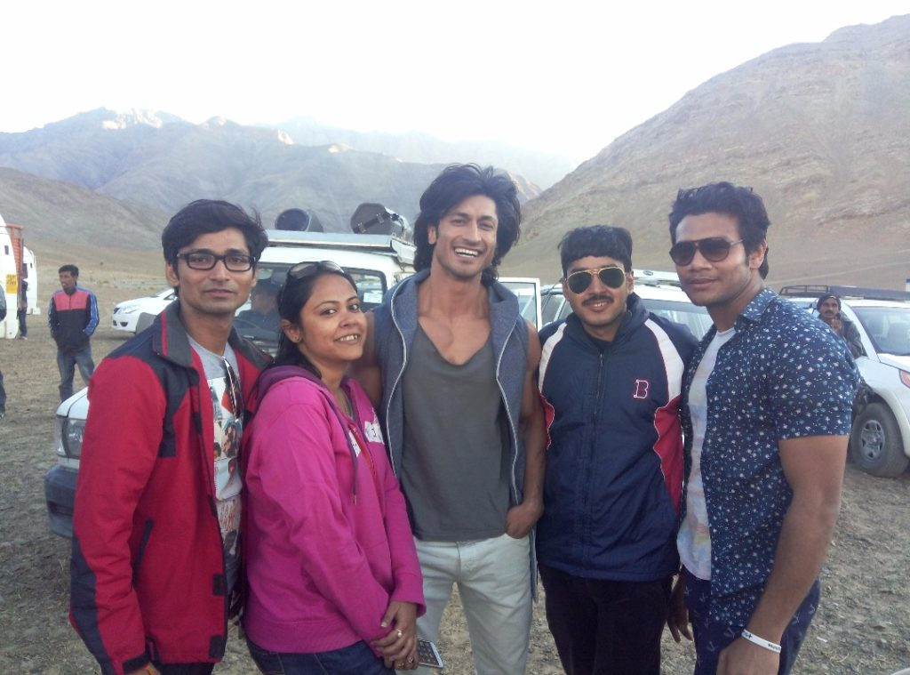 Stories of Leh devleena and her friends With Vidyut Jamwal