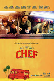 Movies Every Entrepreneur Should Watch chef movie poster