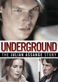 Movies Every Entrepreneur Should Watch underground the julian assange story movie poster