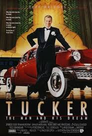 Movies Every Entrepreneur Should Watch tucker the man and his dream movie poster