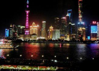 Travel blog : Shanghai - The Black Sheep of China
