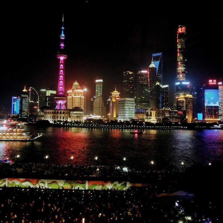 Travel blog : Shanghai - The Black Sheep of China
