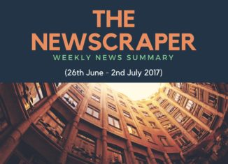 News summary from 2017 26th June to 2 july
