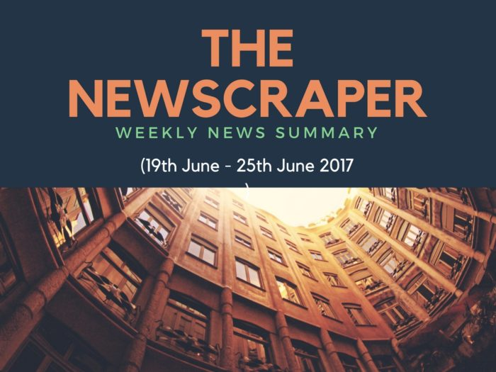News summary from 2017 18th June to 25th june