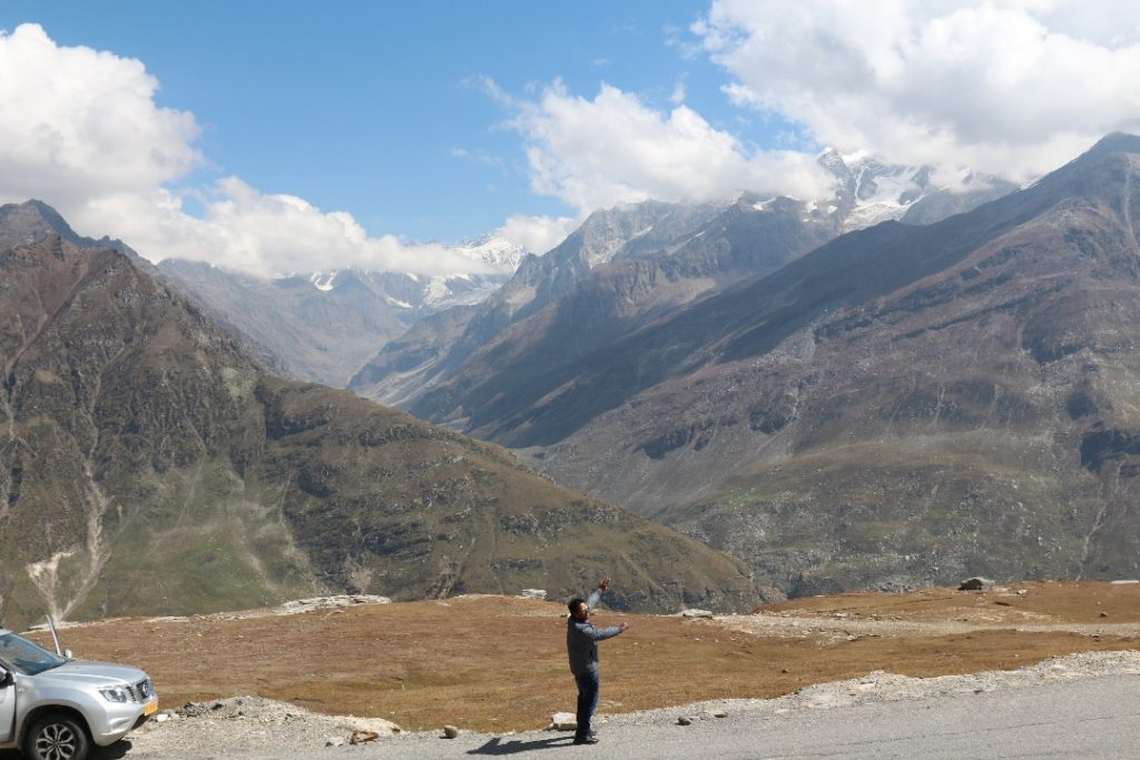 Leh- A Trip to Remember- The Last Lap (DAY 7 & 8) View from Rohtang Pass