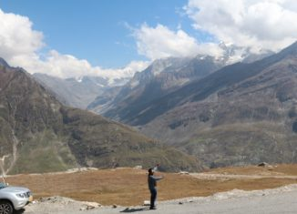 Leh- Sarchu to delhi Leh- A Trip to Remember- The Last Lap (DAY 7 & 8) View from Rohtang Pass
