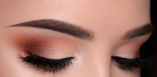 beautiful eyes with kajal