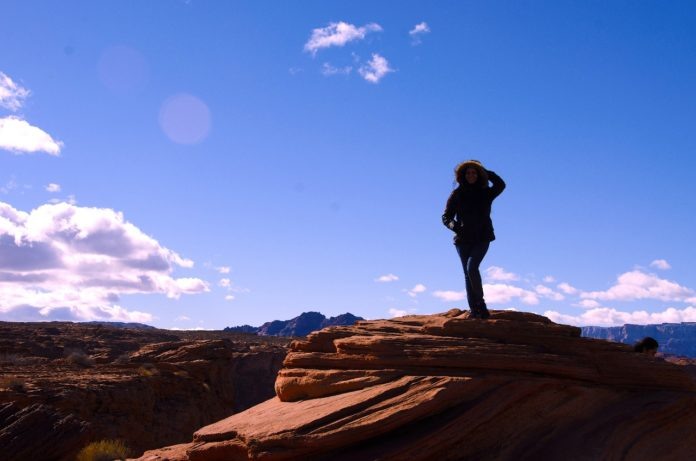 Priya Ravinder- grand canyon- Why I Enjoy Throwing Myself In Uncomfortable Situations And Urge You To Do So Too